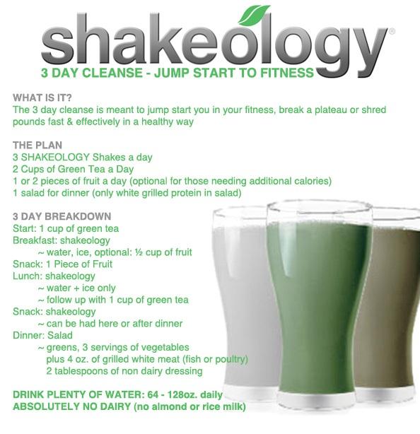 shakeologycleanse