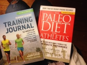 Books about running and food